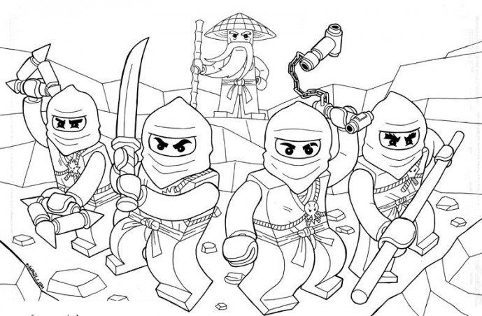 7 best Lego coloring pages images on Pinterest | Páginas para ...