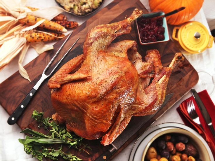 The Food Lab: Roasting Turkey? Throw Out Your Roasting Pan and Reach for Your Baking Stone