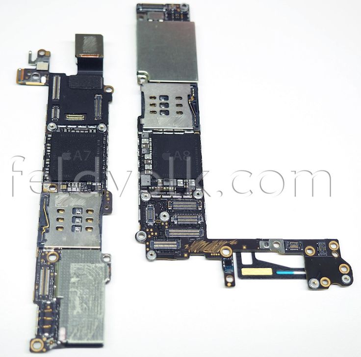 NFC Chip From NXP Confirmed for iPhone 6 - http://askmeboy.com/wp-content/uploads/2014/08/iphone_5s_6_logic_boards.jpg https://askmeboy.com/nfc-chip-from-nxp-confirmed-for-iphone-6/