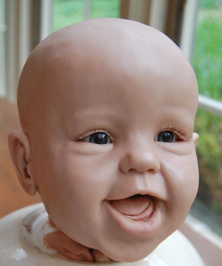 ARTIST LORI IVANOVIC*DOTY WINNER!*SOLID SILICONE*rebORN* WHAT A DOLL! BABY GIRL | eBay
