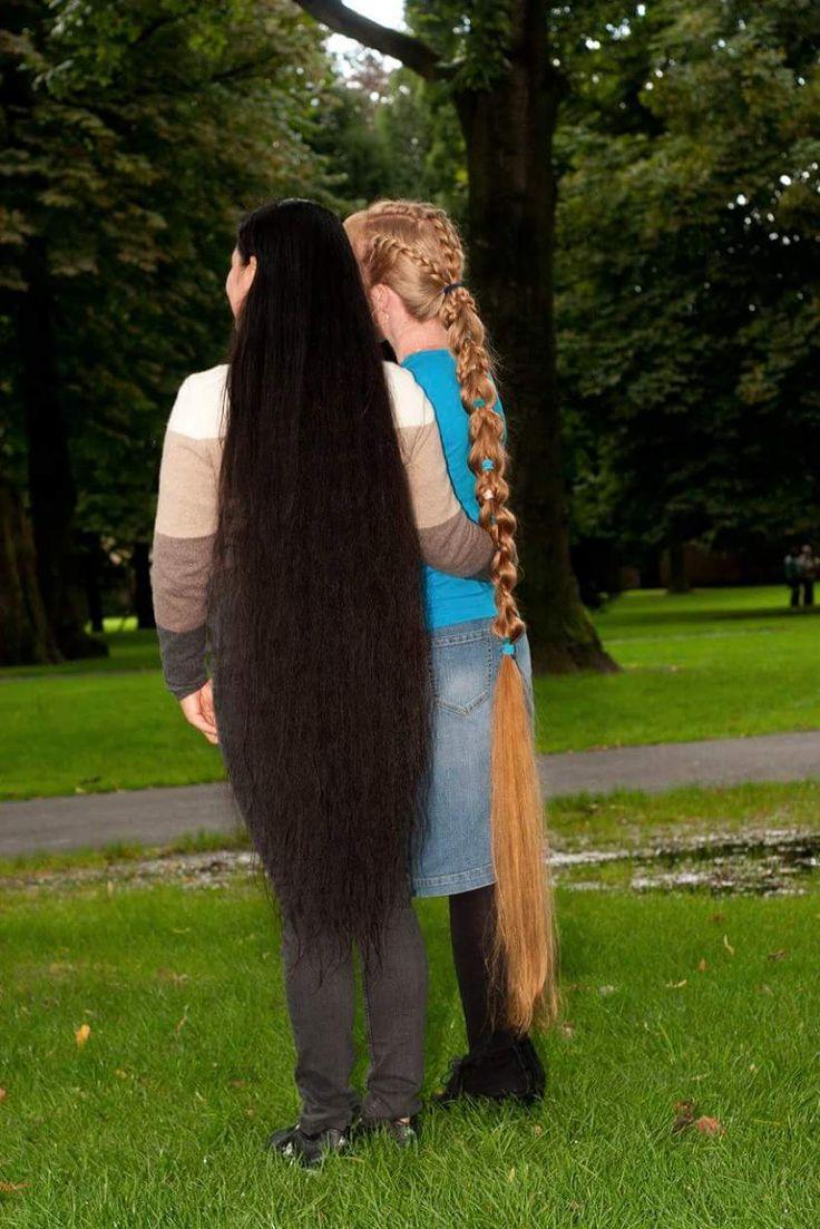 269 best Very long braid images on Pinterest | Long braids ...