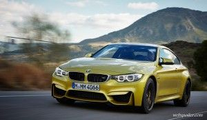BMW unveils the fourth generation of its M-series BMW M4 and M3 which are most powerful sports sedan in the world.