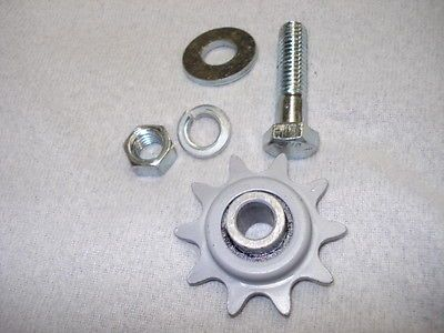 SPROCKET CHAIN TENSIONER, NO MORE CHAIN JUMP FOR YOUR 49|80CC BICYCLE ENGINE KIT1