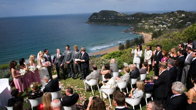 Situated above beautiful Whale Beach, Jonah's offers a number of options for the perfect seaside wedding, including the breathtaking cliff top garden.