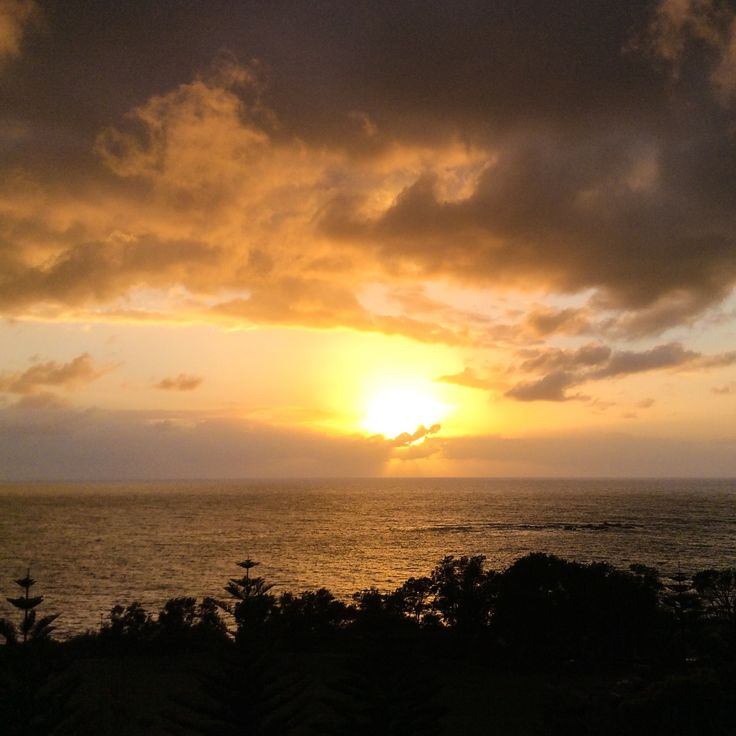 Sunday sunrise serenity