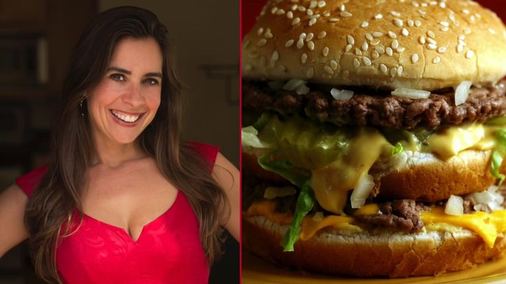 Shockingly Amazing Big Mac Makeover - Under 400 Calories!