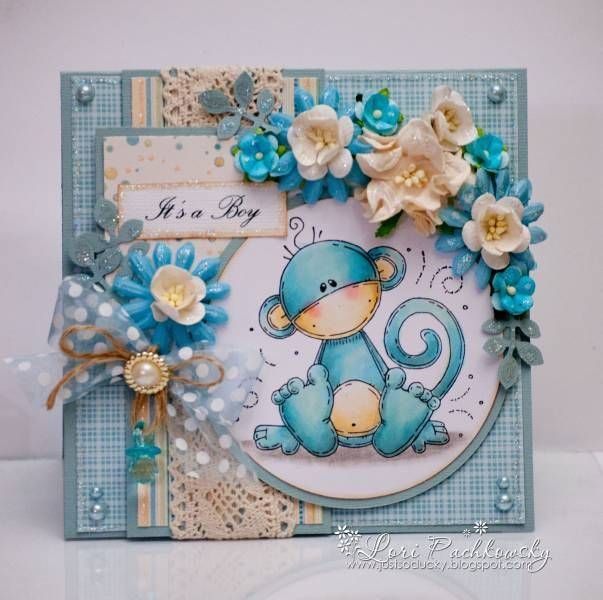 Card Making Storage Ideas Part - 28: Itu0027s A Boy By Justsoducky - Cards And Paper Crafts At Splitcoaststampers