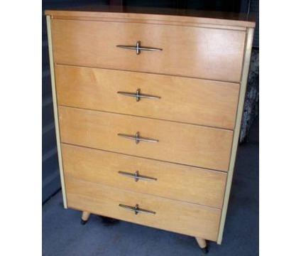 Vintage Edison Mcgraw Little Folk 39 S Furniture Dresser Walnut Retro Is A Dresser Vanities For