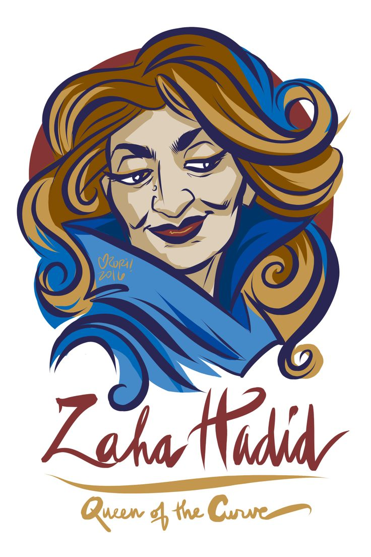 Day 67: Zaha Hadid She won numerous awards and acclaim for her architecture, including the Pritzker Architecture Prize, the first for a woman. She was made a Dame Commander of the Order of the British Empire.  A trailblazer in a male-dominated field, she was an architectural rebel and force of nature, designing structures that are organic, dynamic and elegantly futuristic.. https://en.wikipedia.org/wiki/Zaha_Hadid