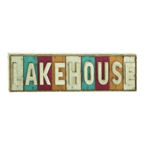 100 Nautical Wooden Signs Nautical Wood Wall Decor Lake Decor