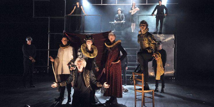 """""""Henry VI"""", 18 heures de théâtre aux Ateliers Berthier de l'Odéon en mai"""
