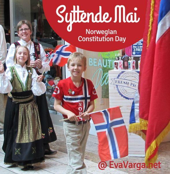 Syttende Mai :: Norwegian Constitution Day - Eva Varga