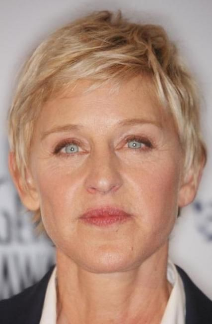 ellen short hair   About this Spot: Ellen Degeneres with Short Hair