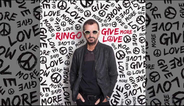 Música nova do Ringo Starr  já ouviu?