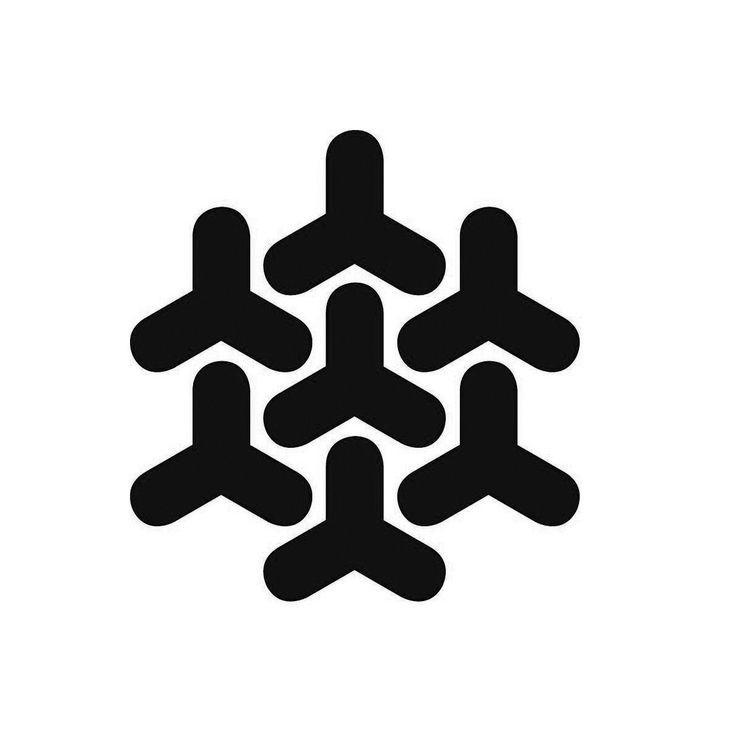 Ben Bos / Total Design / Gemeente Dronten / Symbol / 1975