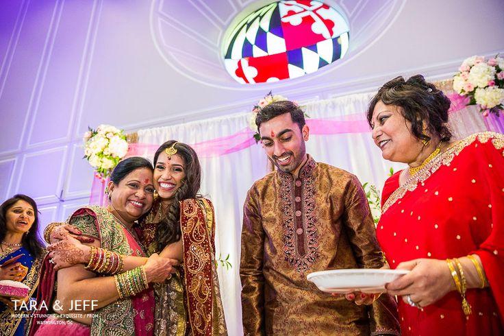 Yesha & Vikram: University of Maryland Engagement