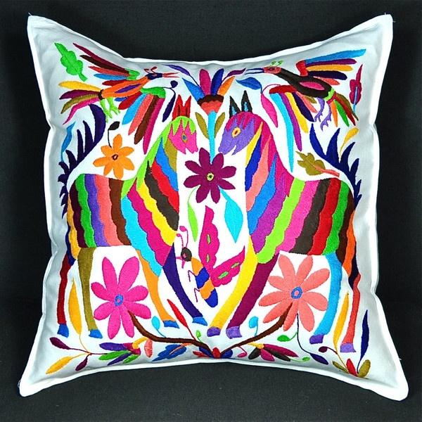 Best otomi embroidery huichol yarn images on pinterest