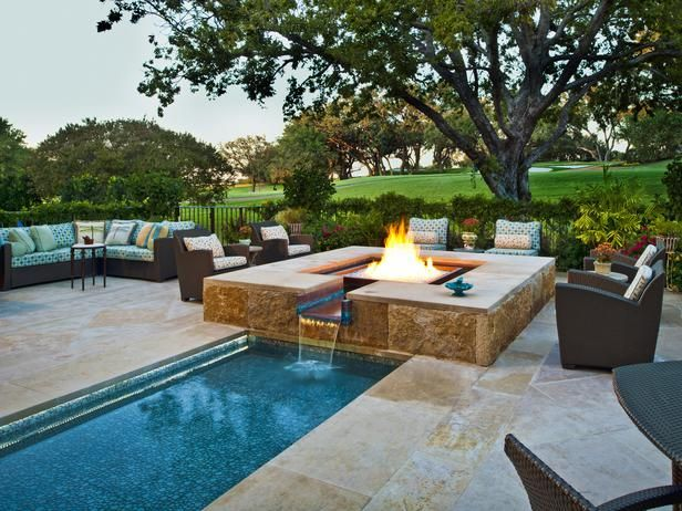 Fire Pit And Pool Firepit IdeasPatio