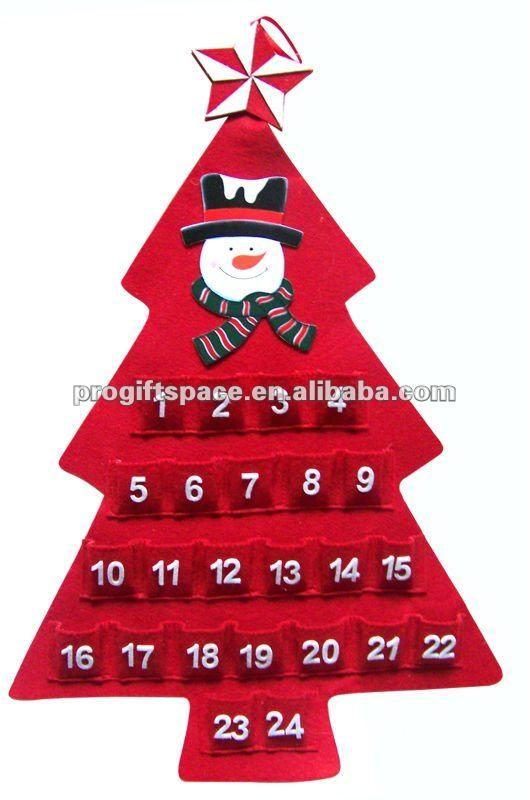 Resultados de la Búsqueda de imágenes de Google de http://img.alibaba.com/photo/428184546/Felt_Christmas_Tree_Advent_Calendar_with_Snowman.jpg