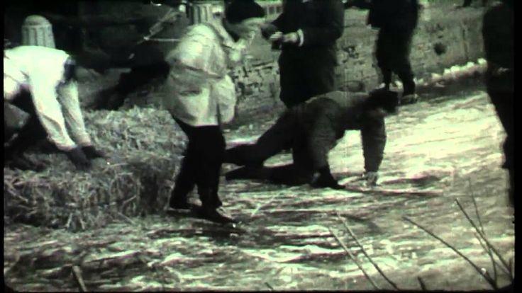 Uniek filmmateriaal Elfstedentocht 1954 duikt op in Fries Film Archief  LEEUWARDEN – Zestig jaar na dato is uniek en niet eerder vertoond filmmateriaal van de Elfstedentocht in 1954 opgedoken.