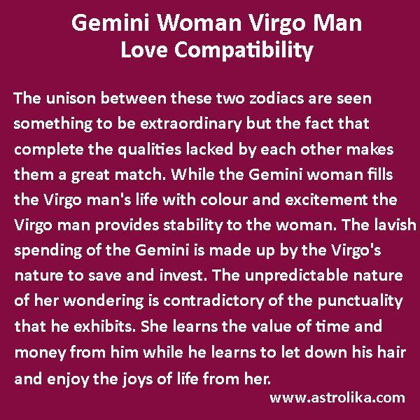 Girl Sagittarius Gemini Boy