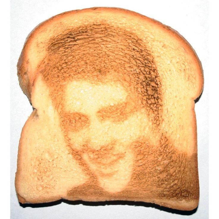 Me gusta el pan con Elvis Presley