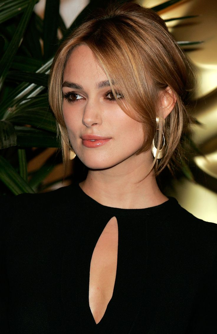 Keira Knightley in 78th Annual Academy Award Nominees Luncheon