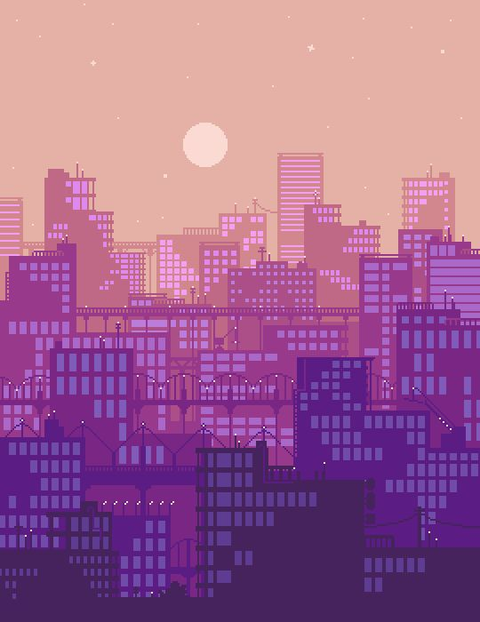Made a lil city [OC]