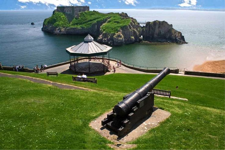 Tenby Cannon