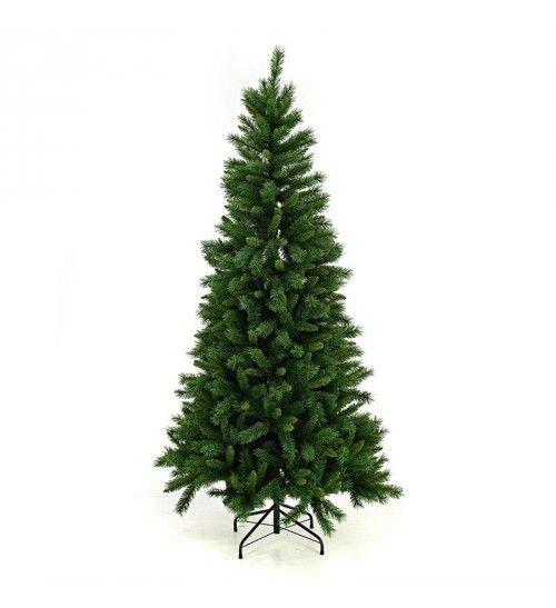 PVC XMAS TREE IN GREEN COLOR  (980 tips) Y-210