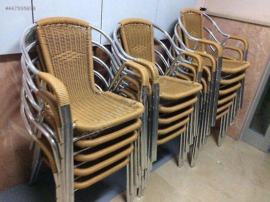 Ikinci el Hasır Sandalye sahibinden.com'da