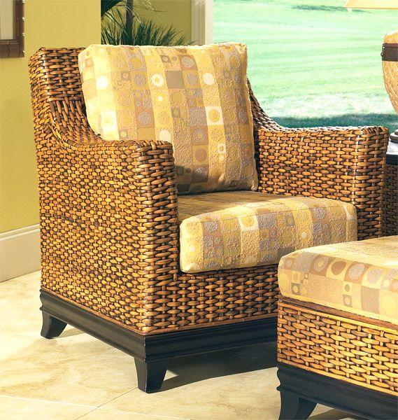 South Beach Rattan Lounge Chair Rattan Lounge Chair Beach