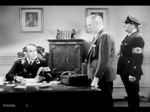 "John Ford's ""Undercover: How to Operate Behind Enemy Lines in World War 2"" - 1943 - YouTube"