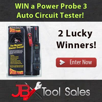 Enter to win a Power Probe circuit tester from @jbtools/ http://swee.ps/Frzdfyalv
