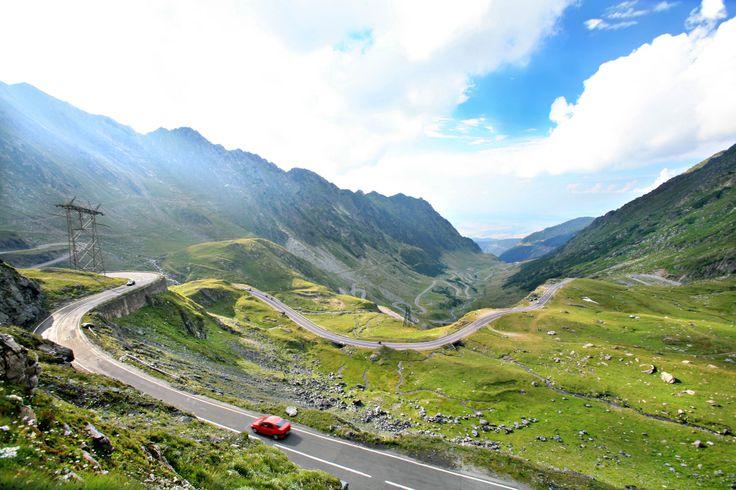 Fagaras Gebirge: Transfagarasan