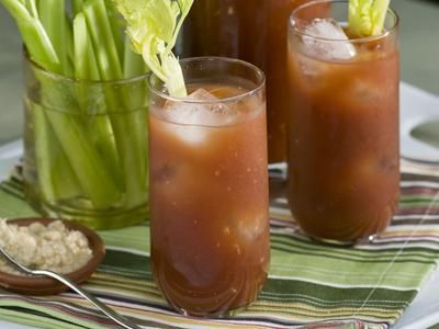 Oyster Bar Bloody Mary Cocktail Recipe and Hop, Skip, and Go Naked punch