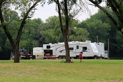 Hidden Valley RV Park near San Antonio Texas, well of course I like Hidden Valley...I've lived/worked here over 25 years.