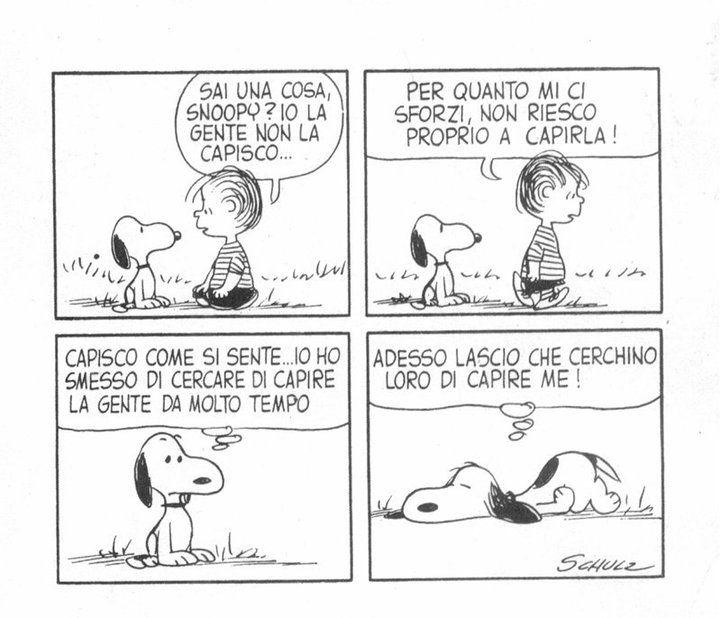 Snoopy gente