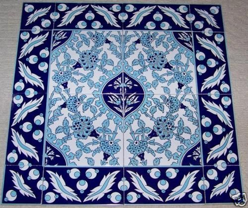 24x24 Turkish Ceramic Tile
