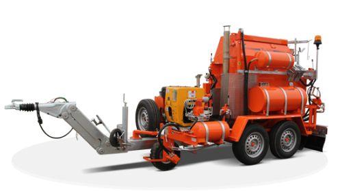 KOBIT | Vařiče asfaltu VA 300 - 500