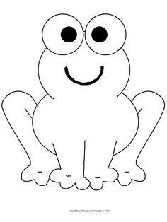 dibujos para colorear ranas para nios descargar gratis e imprimir dibujos infantiles de animales ranas para colorear y pintar
