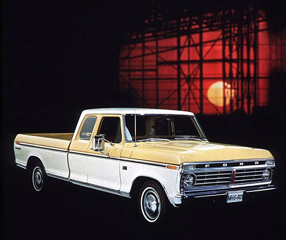 80 Best Images About Ford Pick-up 1973...1979 Sixth