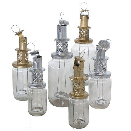 confiture lamps
