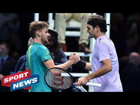 Roger Federer: Why I lost to David Goffin at ATP World Tour Finals After Rafael Nadal had withdrawn earlier in the week, Federer was installed as an odds-on favourite to take his seventh title at the end-of-season tournament However, he found himself undone by Goffin today, who bounced back...