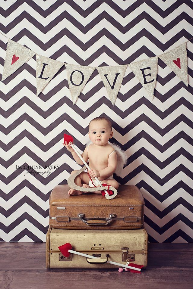 Valentine mini session #cupid