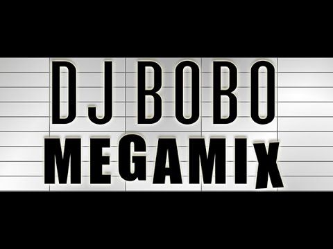 DJ BoBo - Greatest Hits - Megamix ( Official Music Video )