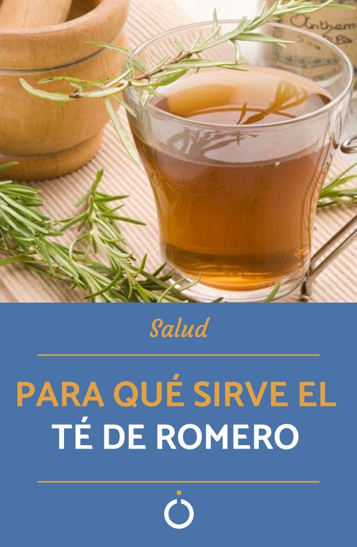 Para Qué Sirve El Té De Romero Beneficios Y Usos Recetas Para La Salud Te Para Adelgazar Productos Para La Salud
