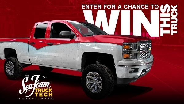 Sea Foam 2014 Chevrolet Truck Sweepstakes Sweepstakesbible