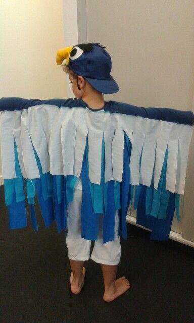 Lion king costumes(zazu)                                                                                                                                                     More