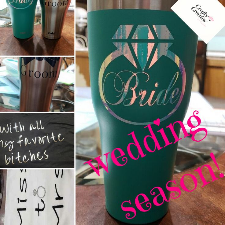 Personalized Fun For A Family Member Wedding